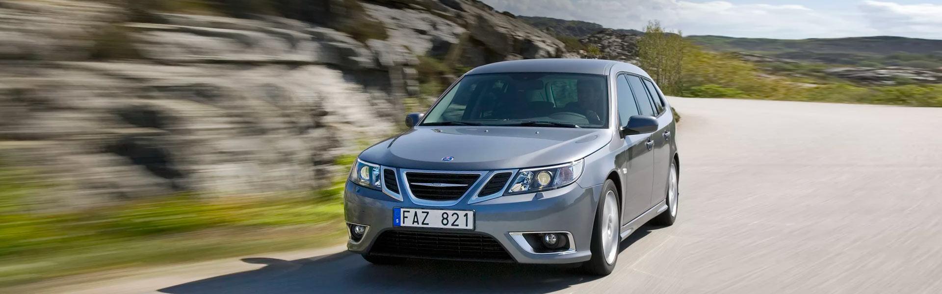 Замена топливного фильтра Saab
